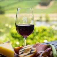 Red-wine-platter